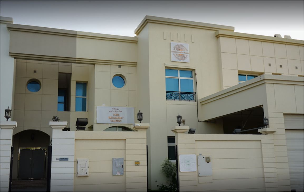 The Healers Clinics in Jumeirah 2