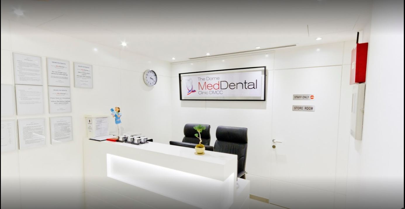 The Dome Meddental Clinic in JLT Cluster N
