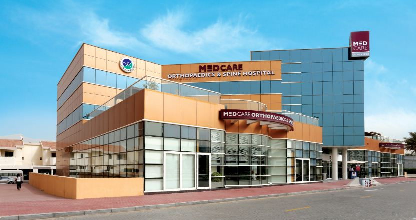 Medcare Orthopaedics & Spine Hospital in Jumeirah