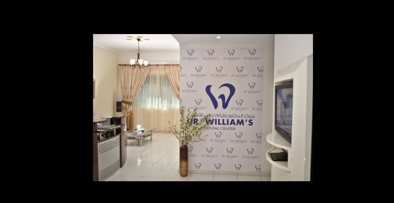 Dr. William's Dental Center in Sheikh Zayed Road