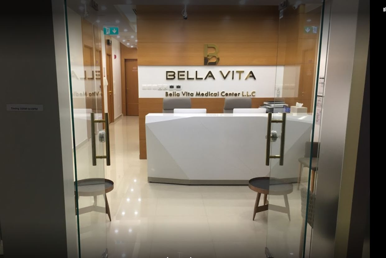 Bella Vita (dental) Medical Center - Dubai in Mirdif 35 mall