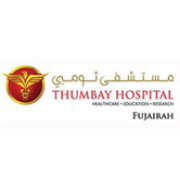 Thumbay Hospital - Fujairah in Near al ahli club